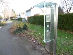 Öffentliche Telefonstelle